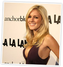 The Hills' Heidi Montag to design 'Heidiwood' for Anchor Blue collection