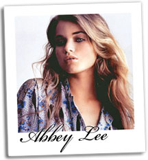 Model to watch: Abbey Lee