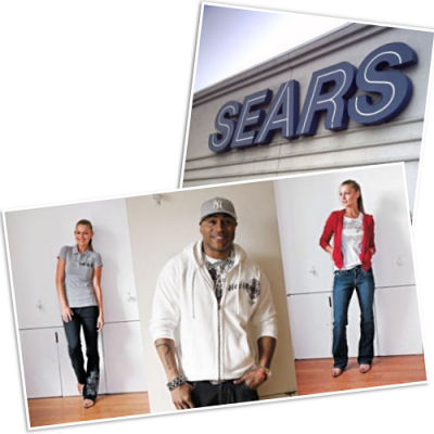 "The ""Attainable Good Life"" Brought To You By Sears, LL Cool J"