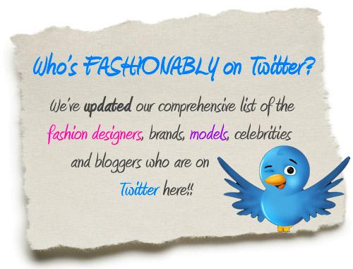 fashionably-twitter-update