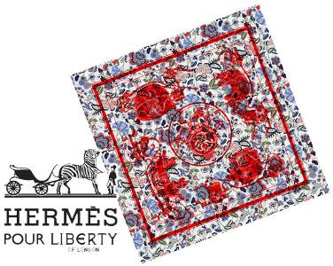 hermes-libertylondon