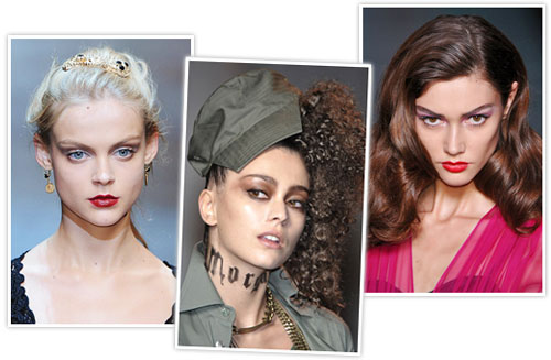 Milan & Paris Fashion Week S/S 2010: The (Adore) Beauty report