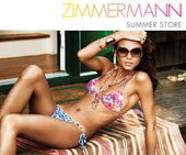 Zimmermann pops up for the Australian summer