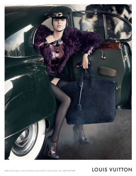 Louis Vuitton Fall/Winter 2011 ad campaign