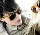 Burberry Brights Foldable Sunglasses - The ad campaign