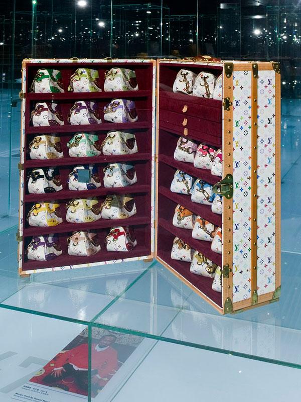 Louis Vuitton Voyages Exhibition, China
