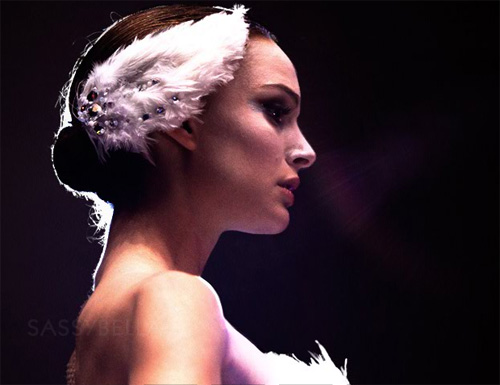 Rodarte used nearly 250,000 Swarovski crystals in their Black Swan costumes