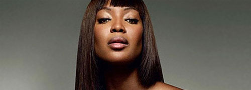 Naomi Campbell buys herself good publicity for £5,000