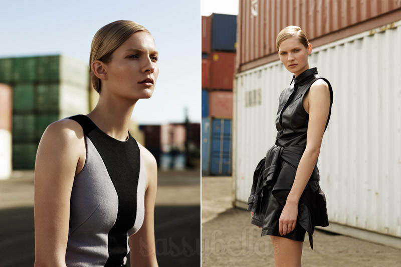 In store today: Dion Lee for CUE
