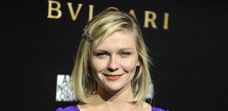 Kirsten Dunst unveiled as the face of BVLGARI's Mon Jasmin Noir fragrance