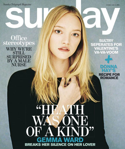 Gemma Ward to return to modeling after her theatre debut