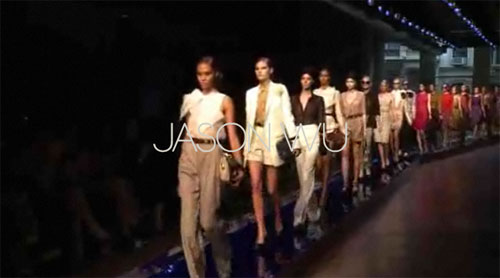 NYFW F/W 2011: Jason Wu to be streamed on BergdorfGoodman.com