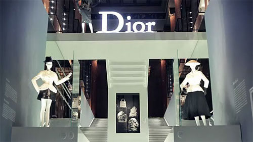 Shall we go to Moscow for Inspiration Dior?