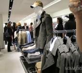 Zara launches in Sydney, Australia - Menswear