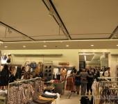 Zara launches in Sydney, Australia - Childrens / Tween wear