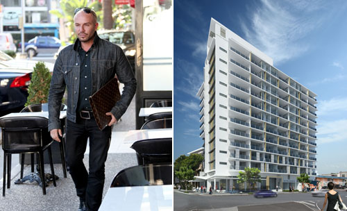 Alex Perry Apartments