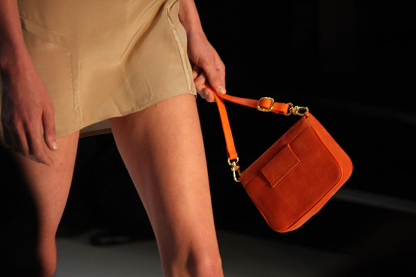 RAFW: Arnsdorf launches accessories for Spring/Summer 2011-12