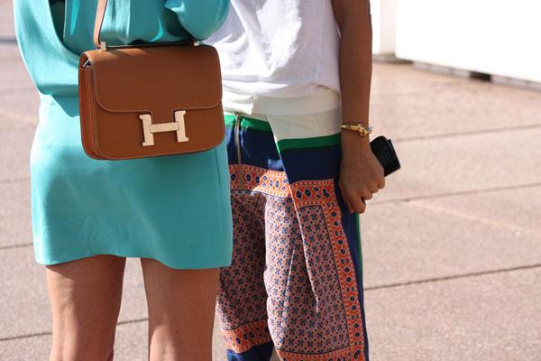 Street Style at Rosemount Australian Fashion Week