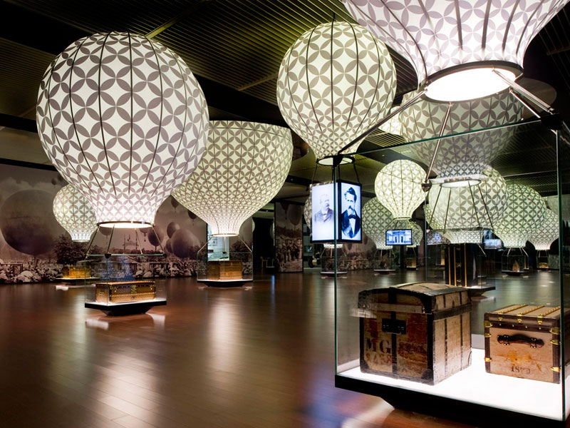 Louis Vuitton Voyages Exhibition, China