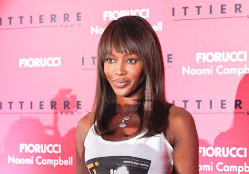 Naomi Campbell to design jeans for Fiorucci
