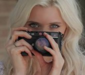 Abbey Lee Kershaw for Portmans - Behind the Scenes
