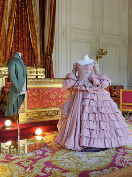 Marie-Antoinette to Chanel, 200 years of gowns and couture on display at Versailles