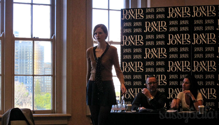 David Jones: Who wants to model alongside Miranda Kerr? 250+ models that's who