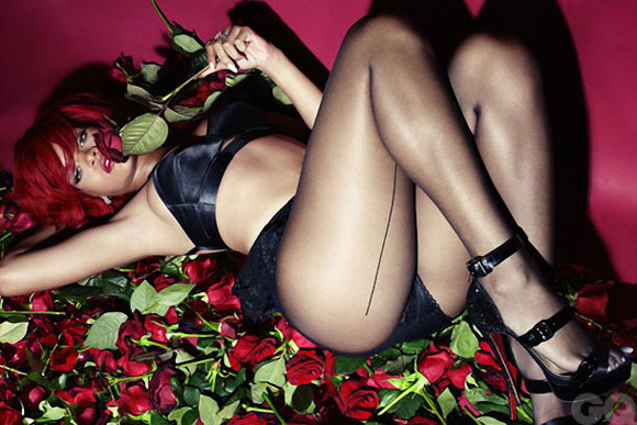 Rihanna to join Megan Fox as a face of Emporio Armani Underwear and Armani Jeans