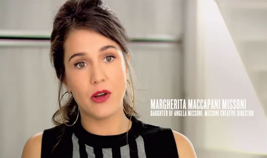 Video: Margherita Missoni talks about Target collection