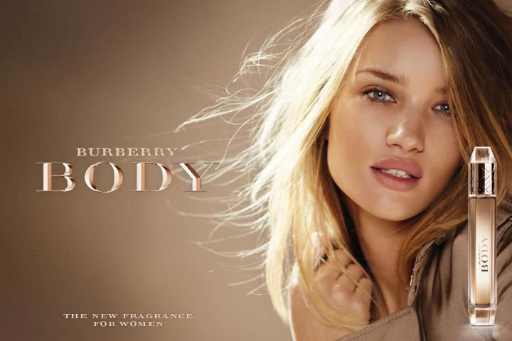 Burberry unveils BODY with Rosie Huntington-Whiteley – Photos & Video