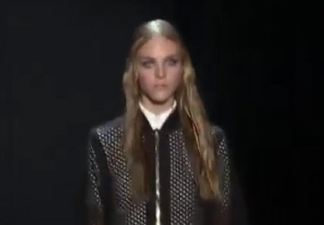 NYFW: Alexander Wang SS 2012 brings biker chic into summer