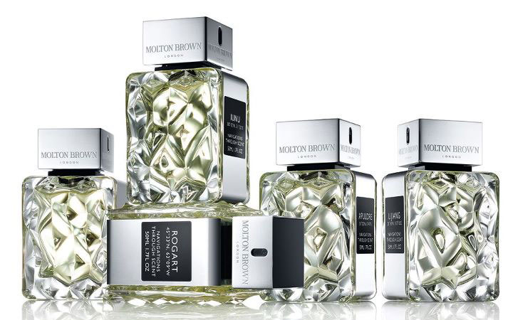 Navigate around the world with five new Molton Brown fragrances