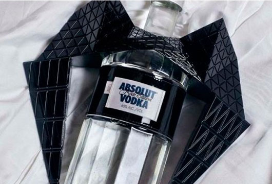 Gareth Pugh x Absolut Vodka throws a party in Paris with Thakoon & Lindsay Lohan in attendance