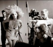 Campari Calendar 2012_Behind the Scenes 1