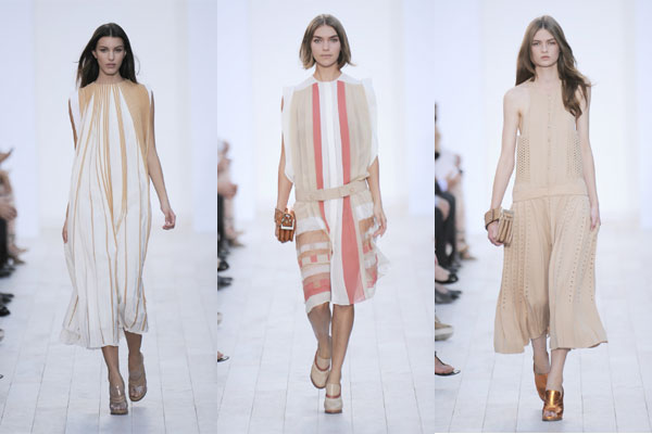 Paris Fashion Week: Chloe Spring/Summer 2012 gives us the sophisticated Parisian