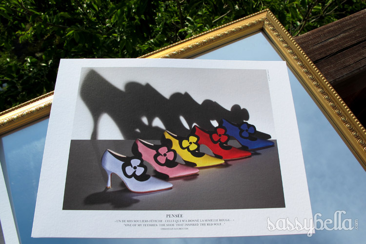 The World of Louboutin, the book celebrating 20 years of Christian Louboutin