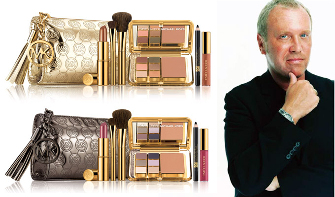 Michael Kors teams up with Estee Lauder to beautify us this Christmas