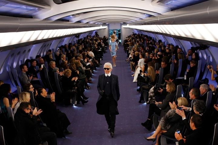 Paris Haute Couture S/S 2012: Come fly away with Chanel