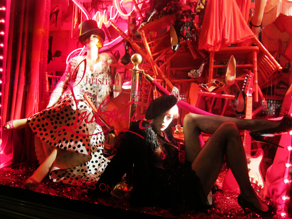 Christian Louboutin celebrates 20 years with Bergdorf Goodman and the Capsule Collection