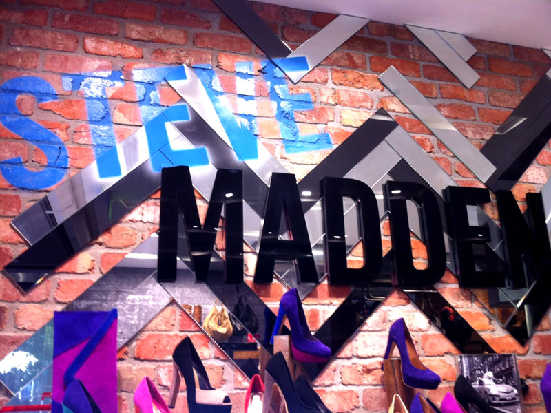 Steve Madden opens a new Melbourne store with Ruby Rose at the deck