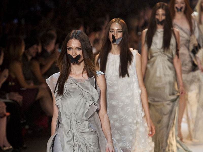 LMFF: Toni Maticevski closes the week with a breathtaking showcase