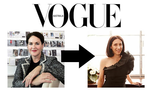 Musical chairs at Australian Vogue & Harper's Bazaar as Vogue's Kirstie Clements is axed