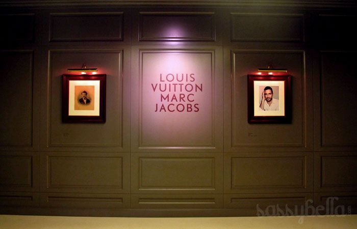 Louis Vuitton Marc Jacobs: A retrospective exhibition about the business of fashion