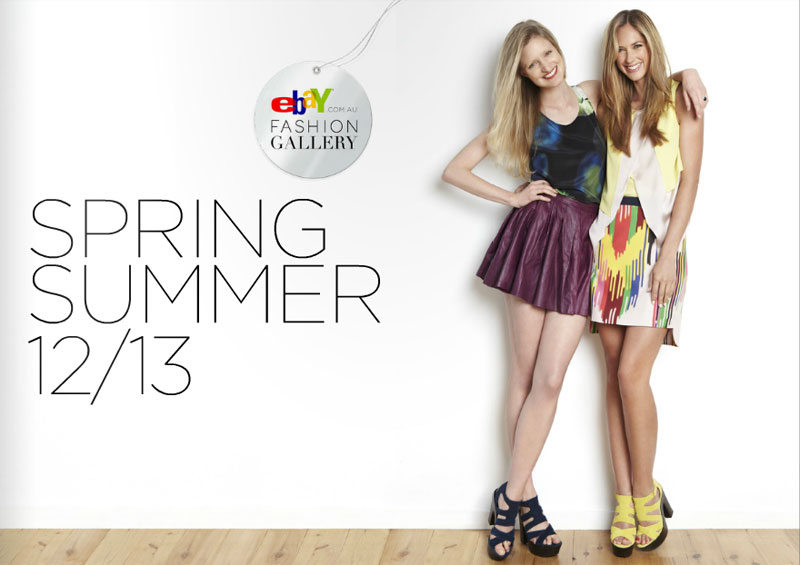 eBay Australia's head of Fashion Jo-Ann Hicks on: Candice Lake, their new lookbook and spring trends