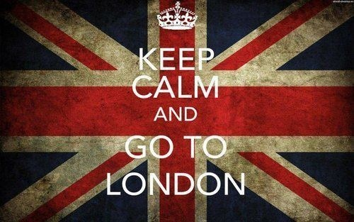 Keep Calm and go to London. And Milan, Paris, Copenhagen and Hong Kong.