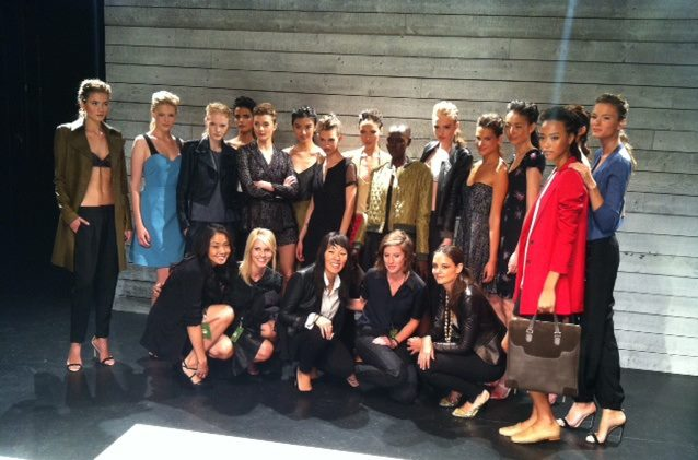 New York Fashion Week S/S 2013: Holmes & Yang debut their collection with classic charm