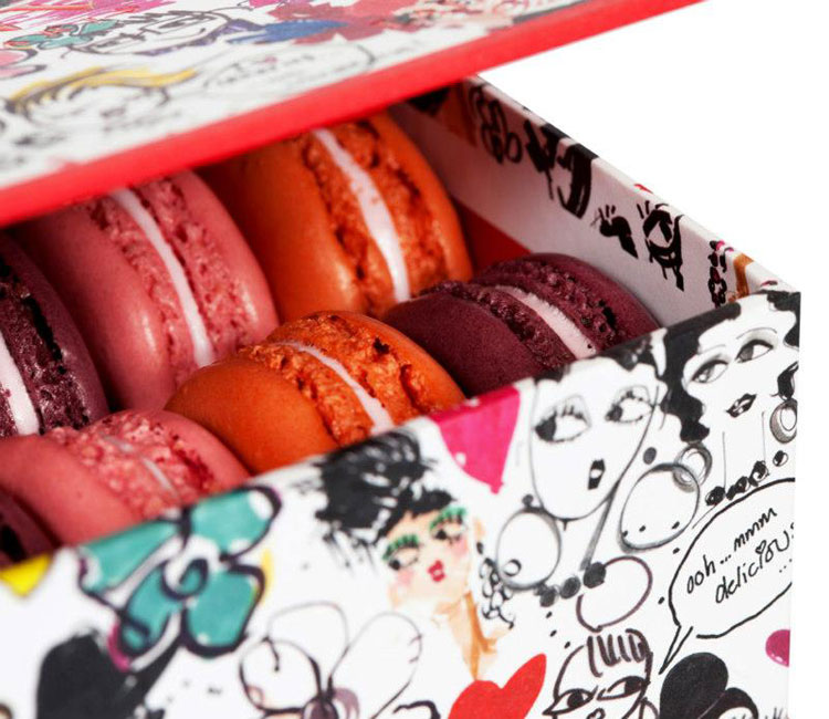 Lanvin x Laduree: A dream collaboration of fashion and sugar