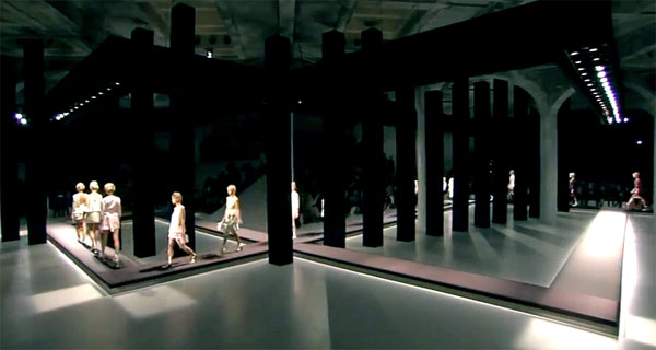 Milan Fashion Week S/S 2013: Prada is tough, yet poetic, and we adore it