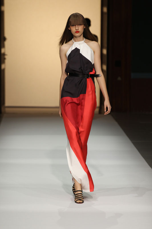 Paris Fashion Week S/S 2013: Martin Grant gives lessons in beautiful clothes
