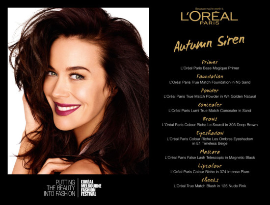 Megan-Gale-LMFF-Face-Chart---Autumn-Siren
